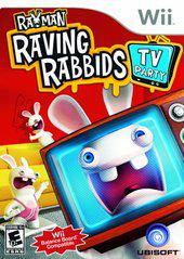Rayman Raving Rabbids TV Party Wii Prices