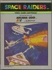 Space Raiders Arcadia 2001 Prices