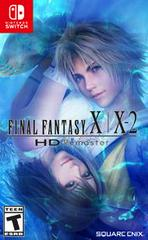 Final Fantasy X X-2 HD Remaster Nintendo Switch Prices