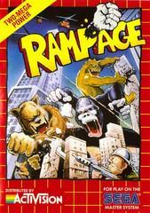 Rampage Sega Master System Prices