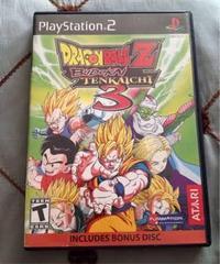 Game Box | Dragon Ball Z Budokai Tenkaichi 3 Playstation 2