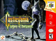 Castlevania Legacy of Darkness Nintendo 64 Prices