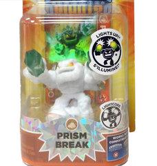 Prism Break - Giants, White, Flocked Skylanders Prices