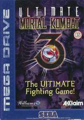 Ultimate Mortal Kombat 3 PAL Sega Mega Drive Prices