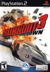 Burnout 3 Takedown Playstation 2 Prices
