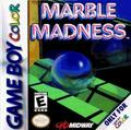 Marble Madness | PAL GameBoy Color