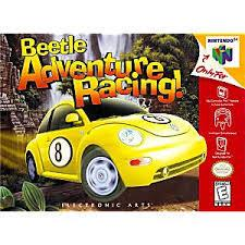 Beetle Adventure Racing - Front   Beetle Adventure Racing Nintendo 64