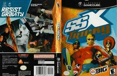 Artwork - Back, Front | SSX Tricky Gamecube