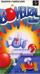 Bombuzal Super Famicom Prices