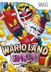 Wario Land Shake It Wii Prices