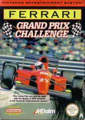 Ferrari Grand Prix Challenge PAL NES Prices