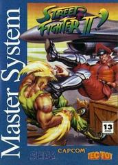 Street Fighter II PAL Sega Master System Prices
