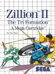 Zillion II Sega Master System Prices