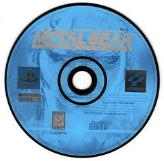 Game Disc 2 | Metal Gear Solid Playstation