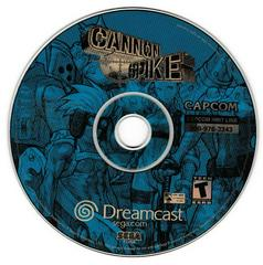 Game Disc | Cannon Spike Sega Dreamcast