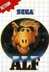 Alf- Front | Alf Sega Master System