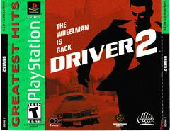Front Of Case | Driver 2 [Greatest Hits] Playstation