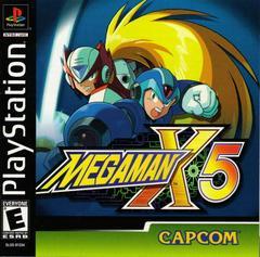 Mega Man X5 Playstation Prices