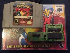 Circuit Board | Pokemon Stadium Nintendo 64
