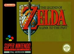 Zelda Link to the Past PAL Super Nintendo Prices