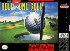 Hal's Hole in One Golf Super Nintendo Prices