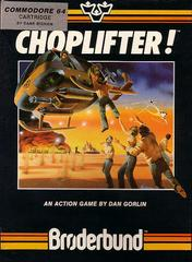 Choplifter Commodore 64 Prices