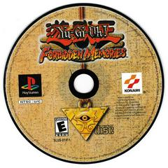 Game Disc | Yu-Gi-Oh Forbidden Memories Playstation