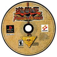 Game Disc | Yu-Gi-Oh Forbidden Memories Playstation