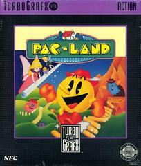 Pac-Land TurboGrafx-16 Prices