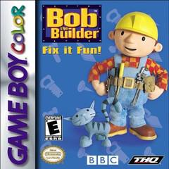 Bob the Builder Fix it Fun GameBoy Color Prices