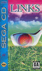 Links The Challenge of Golf Sega CD Prices