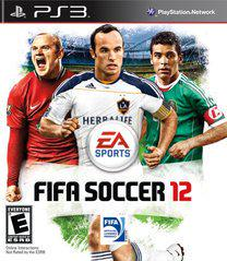 FIFA Soccer 12 Playstation 3 Prices