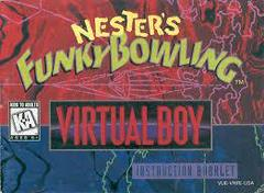 Nester'S Funky Bowling - Instructions | Nester's Funky Bowling Virtual Boy