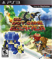 3D Dot Game Heroes Playstation 3 Prices