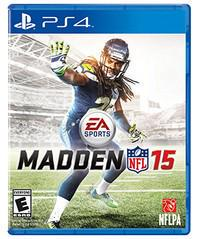 Madden NFL 15 Playstation 4 Prices