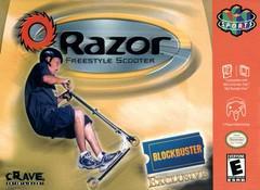 Razor Freestyle Scooter Nintendo 64 Prices