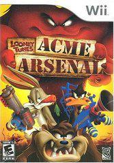 Looney Tunes Acme Arsenal Wii Prices