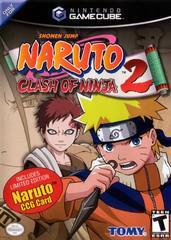 Naruto Clash of Ninja 2 Gamecube Prices