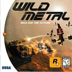 Manual - Front | Wild Metal Sega Dreamcast