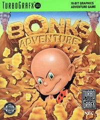 Bonk 1 Bonk's Adventure TurboGrafx-16 Prices