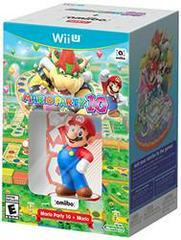 Mario Party 10 Mario [amiibo Bundle] Wii U Prices