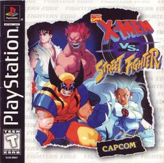 X-men vs Street Fighter Playstation Prices