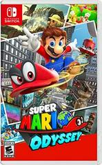 Super Mario Odyssey Nintendo Switch Prices