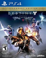Destiny: Taken King Legendary Edition Playstation 4 Prices
