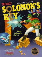 Solomon's Key [5 Screw] NES Prices