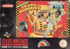 Incredible Crash Dummies PAL Super Nintendo Prices