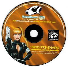 Disc   GameShark CDX Sega Dreamcast
