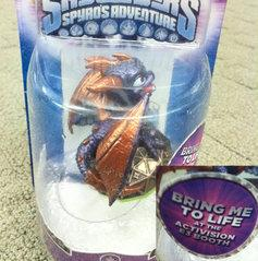 Spyro - E3, 2011 Skylanders Prices