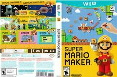Artwork - Back, Front | Super Mario Maker Wii U