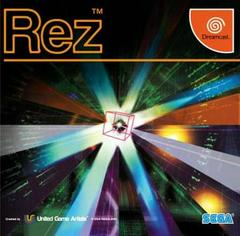 Rez JP Sega Dreamcast Prices